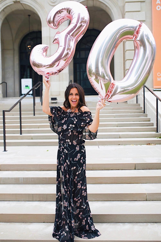 flynn skye maxi dress birthday