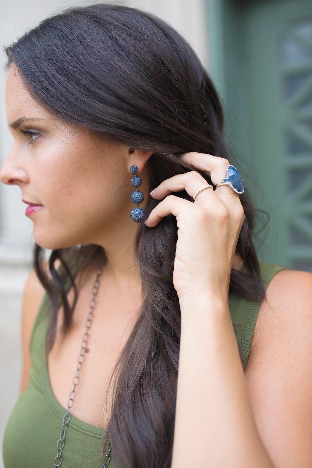 blue sapphire jewels