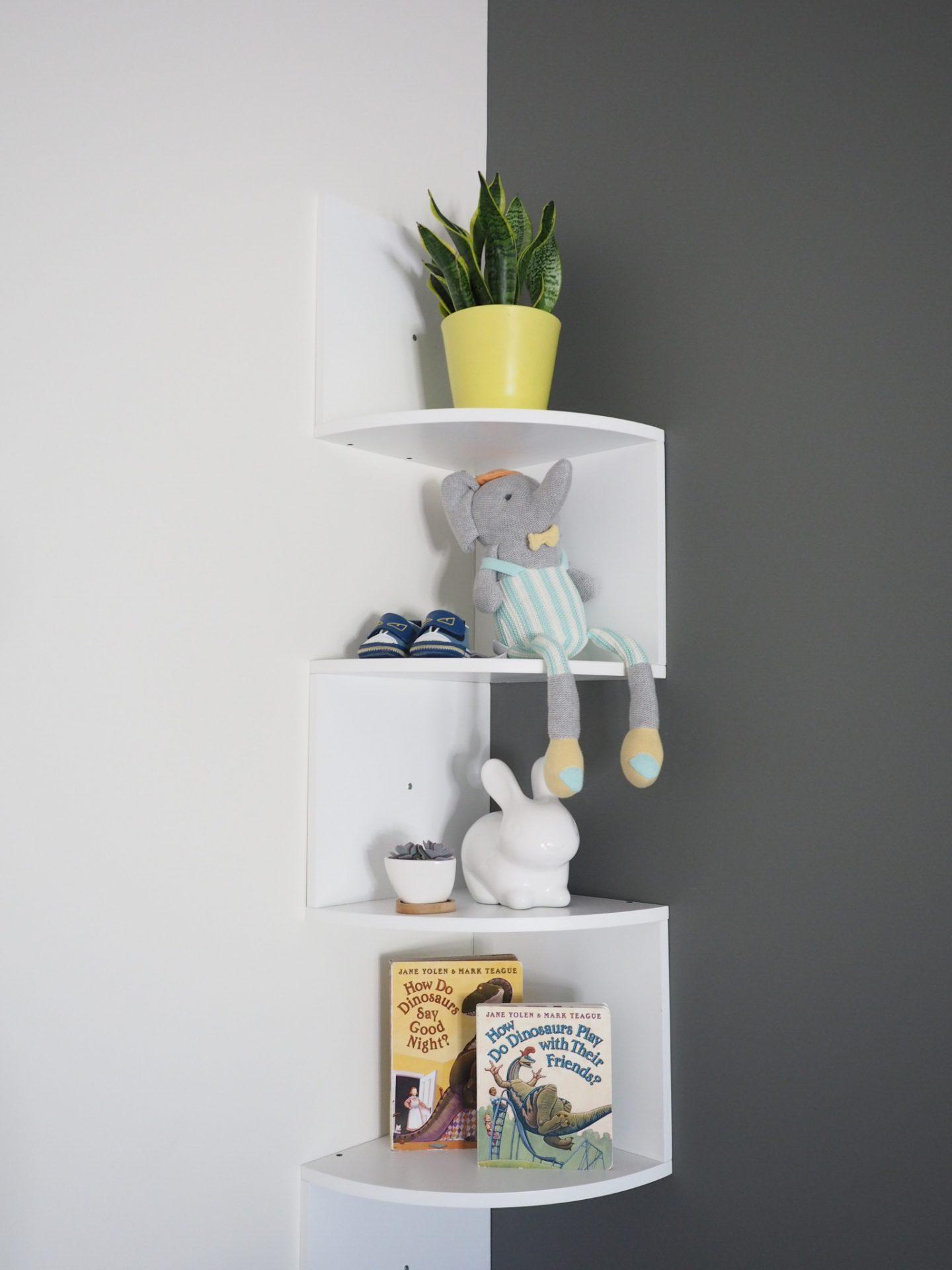 amazon corner shelf